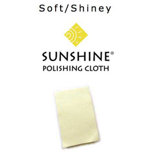 Yellow (original) Sunshine® Polishing Cloth